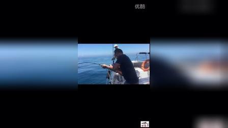 阿拉丁20160622海钓铁板中鱼集锦。