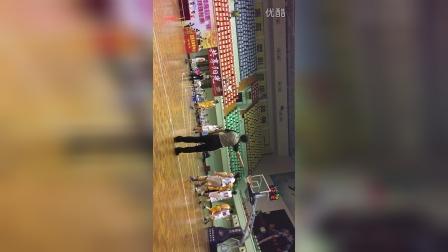 2016年全国女子篮球锦标赛第一阶段(宜昌赛区) 江苏vs福建 第三节