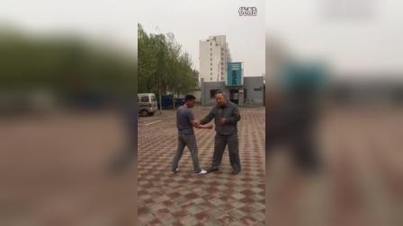 八极拳  截抱  李俊义_标清