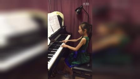 共产儿童团歌变奏曲 劳拉20160628练习