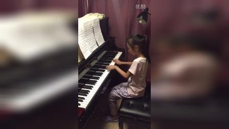 共产儿童变奏曲20160707练习