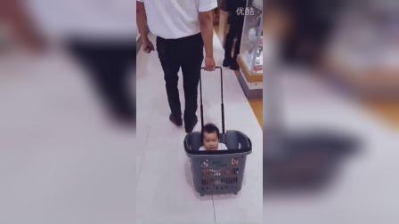 买购物篮送宝宝,