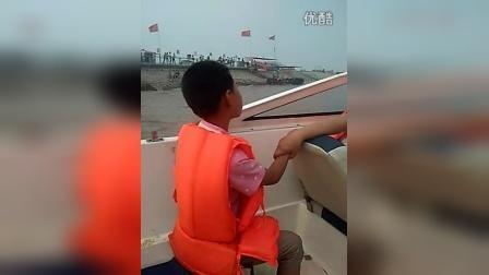 天津海边体验游艇20160709
