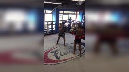 苏州泰拳,散打,自由搏击