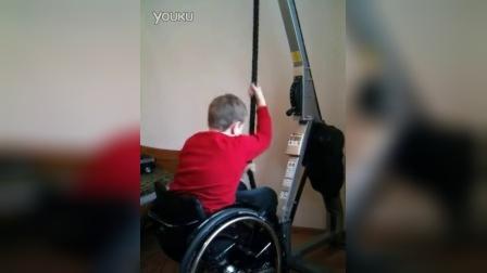 轮椅用户使用Marpo