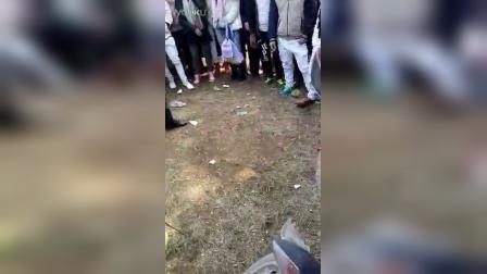 多年前的非主流杀马特斗舞视频曝光