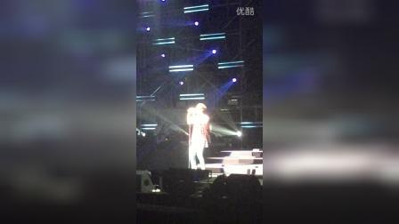 16.8.13申彗星上海演唱会自拍17