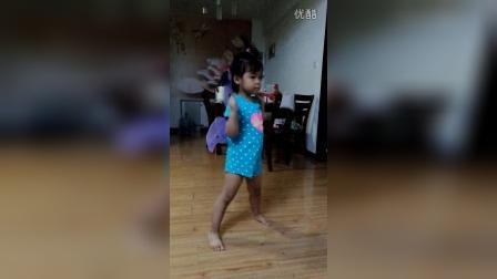 20160715小蜜糖系列之小小舞蹈家