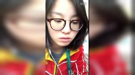 """里约奥运 游泳健将""""洪荒少女""""傅园慧直播首秀视频"""