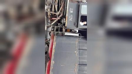 上游1524华北最后的蒸汽机车