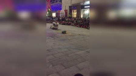 鹤威龙狮团-2016鹤山中秋龙狮聚会