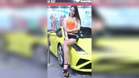 160902_2016 首尔汽车沙龙性感模特