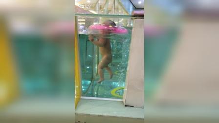 爱宝贝游泳