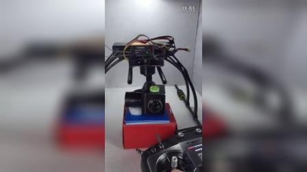 品灵系列变焦云台陀螺仪校准方法解决陀螺仪飘移问题