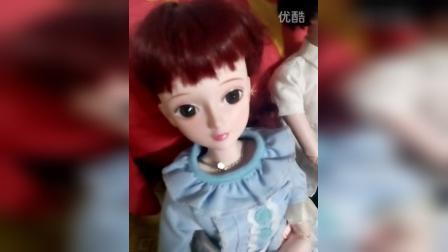 叶罗丽娃娃之梦雪吃货记,搞笑哦!(钢珠糖)