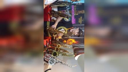 梦莎乐器公司2016年北京国际乐器展览会现场