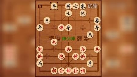 神少帅讲解特级大师郑惟桐打败谢靖成为世界冠军的一盘棋
