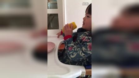 2岁10个月 唱歌