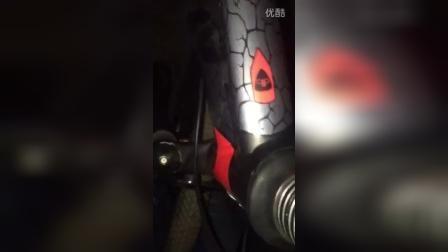 车头间隙处理方法