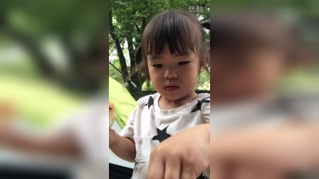 明孝陵吃桃