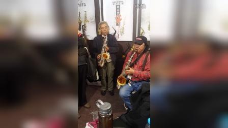 梦莎乐器-2016上海国际乐器展览会活动现场
