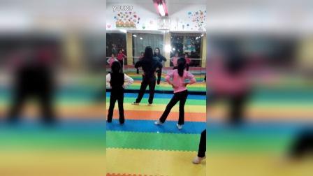 零基础学舞蹈免费教学视频四