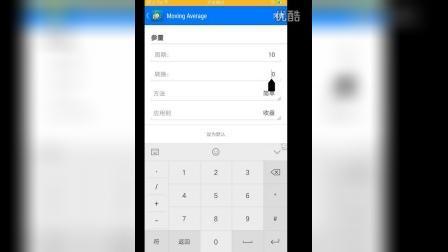 4.【安卓MT4】手机版添加均线