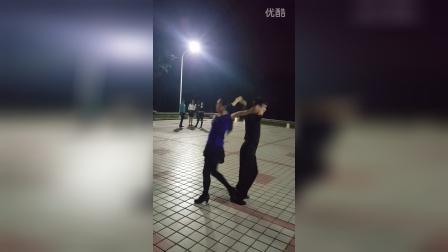 和老师学舞