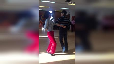 长寿社区学校交谊舞班—吉特巴舞
