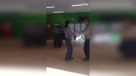 长寿街道社区学校交谊舞——吉特巴
