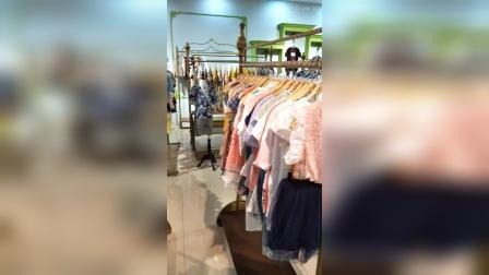 广州殷艺魅服饰有限公司。品牌童装折扣尾货货源批发。春夏装已上