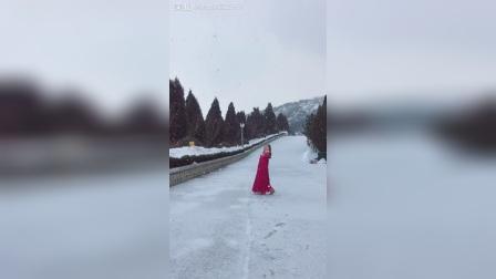 钟安娜,中道禅舞,曲子《梅花》