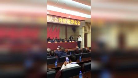 胡君俞公马部侍郎支系2018年清明扫墓