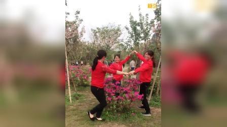 桂林香妹广场舞美人一日游