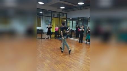 斗牛舞练习