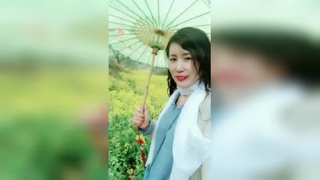 江西婺源赏油菜花了20180410164542