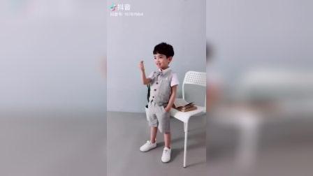 宝贝模特网-童模允硕100内景花絮201804