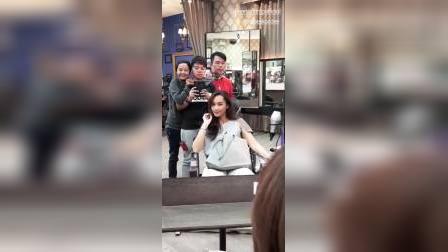 bee今天拍摄#爱情战争#(暂名)花絮视频8