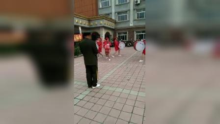 张郭镇庙会打鼓