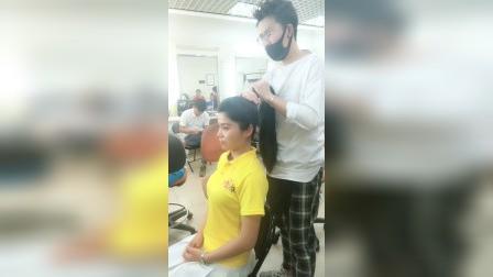 中央电视台化妆师