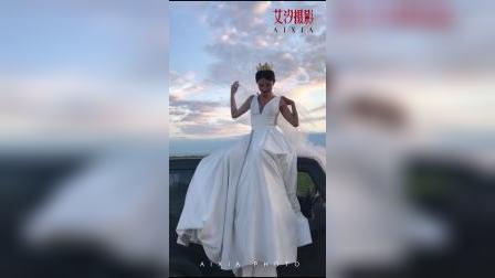 纪恩视觉新疆旅拍花絮