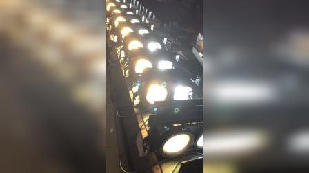 火亮灯光舞台酒吧两眼LED观众灯