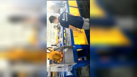 自动槽钢切断机(一尾部上料)