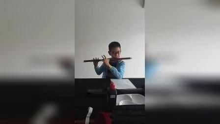 马屹同学笛子独奏