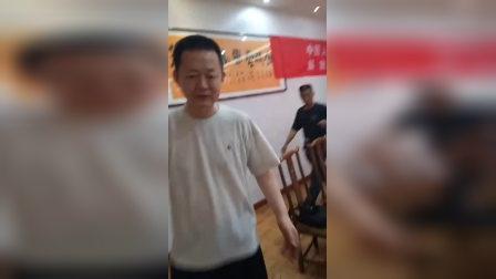 三十八军蒲城战友联谊会 会场布置!