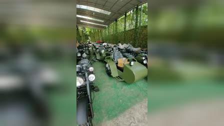 好看的,好玩的边三轮摩托车