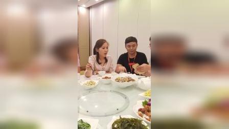 蔡佳成道长受邀参加广东万福国学院盛典晚宴
