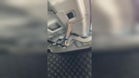 汽车后备箱不是 自动的千万别花钱改装了,教你一招,手动变自动,真高级