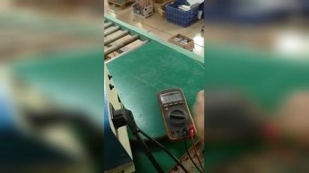 墨西哥用5kw 110V太阳能工频逆变器测试