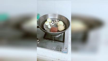 大锅小锅都能用的百变蒸笼架,轻松解决我家的一大难题